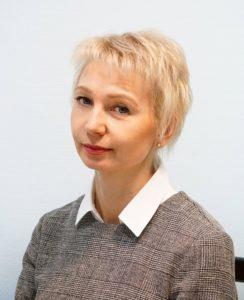 Юлия Олеговна Кузнецова