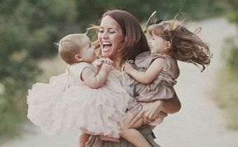 достаточно хорошая мать