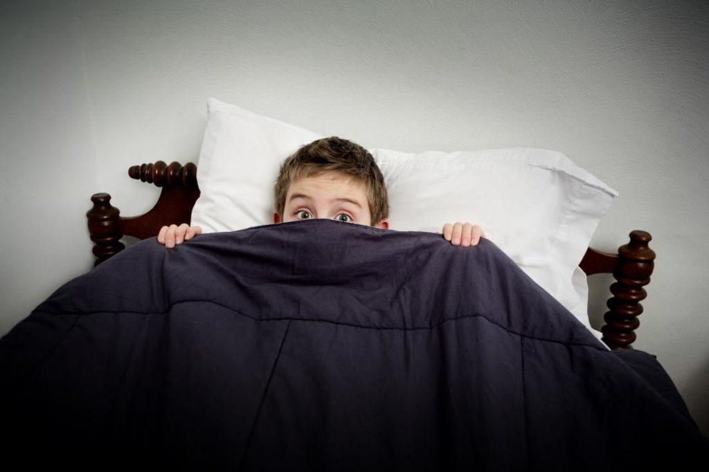 Страхи у детей - ночные страхи, страх смерти, страх
