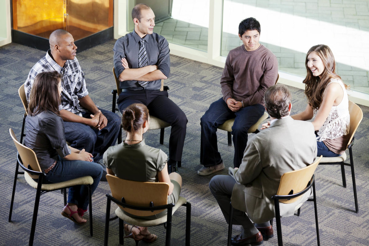 goals group counseling Group therapy involves one or more therapists treating a small group of people at the same time discover some of the benefits of group therapy.
