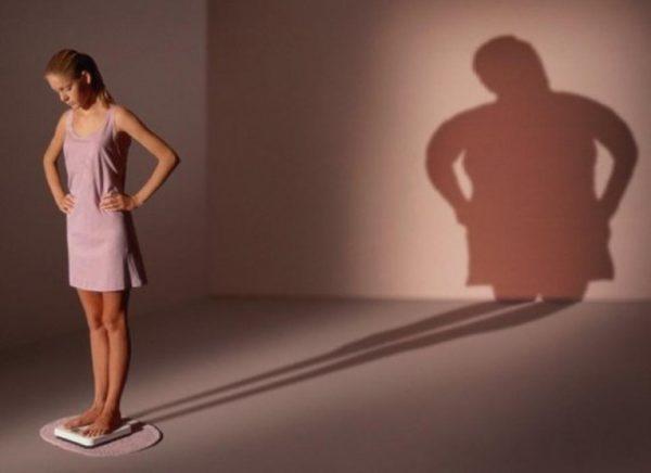 Как происходит анорексия