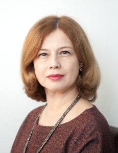 Елена Алексеевна Лободинская