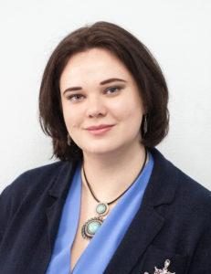 Кристина Игоревна Ананьева